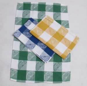 100% cotton dish towel tea towel kitchen towels manufacturer