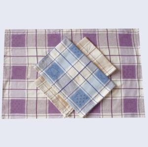 Home nice stripe design kitchen towel
