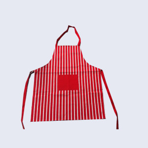 Adult bib canvas chef apron