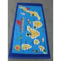 100% cotton fashionable beach towels