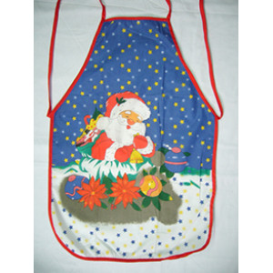 Submarine style apron & customized printed apron
