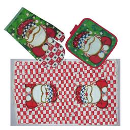 kitchen towel 3pcs kitchen sets