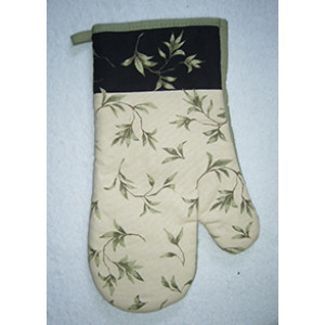 Microwave oven gloves Soft cotton heat Insulation gloves heat protective gloves oven mitts for sale
