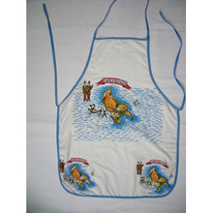 Custom Premium Quality Denim Apron Cotton Kitchen Apron