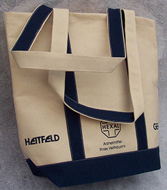 100% cotton bags