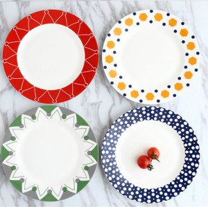 Fine bone china steak plate ,dinner plate
