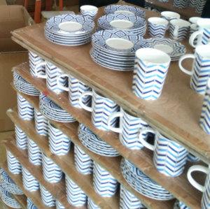 Middle Eastern mug