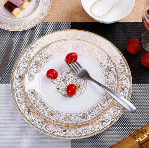 European Western-style food steak dinner plate ,dishes