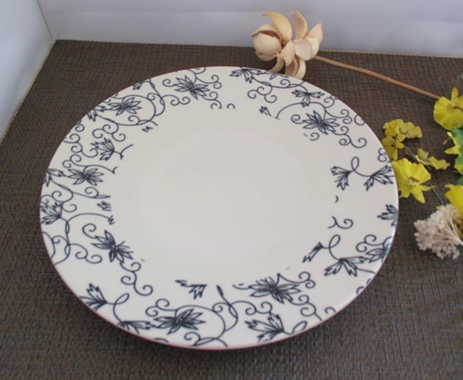 Porcelain tableware creative dinner plate  sc 1 st  Tangshan bone china : china dinnerware manufacturers - pezcame.com