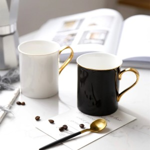 North European ceramics coffee mugs
