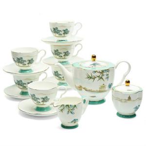 West Lake feast Ceramics coffee set
