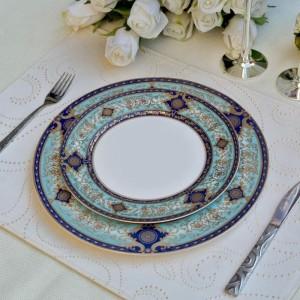 wholesale Ceramic porcelain dishes set