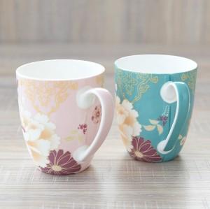 British bone china mugs