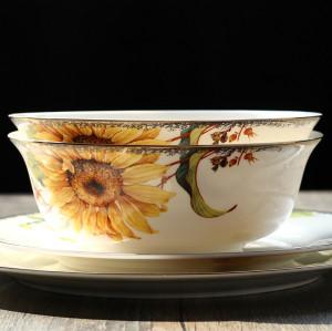 Creative unleaded hotel rice bowl