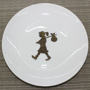 6.5-inch moonlight flat plate