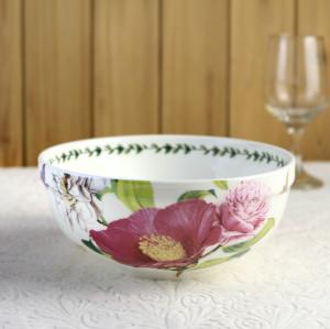 Korean bone china bowl