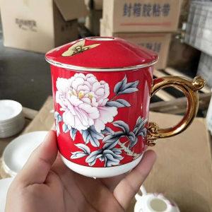 Tangshan fine bone china mug