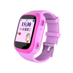 Hot Sale IP68 Waterproof Design SOS GPS kids Tracker Watch Smart Phone Watch