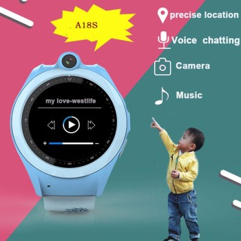 Smart Small Phone kids gps watch phone With One Key Emergency Call