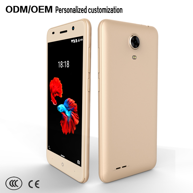 mobile phone 3G/4G cheap smartphone 5.5 inch  android phone oem/odm mobile phone  personalized custo