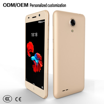 mobile phone 3G/4G cheap smartphone 5.5 inch  android phone oem/odm mobile phone  personalized customization