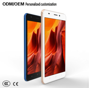 new products 2018 3G/4G cheap smartphone 5.5 inch  cell phone oem/odm personalized customization