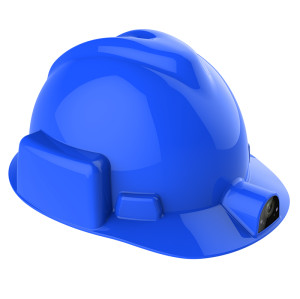 High Quality Standard Work helmet with Real-time positioning function