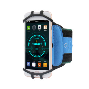 wholesale high quality 360°rotatable sport armband running Phone Case