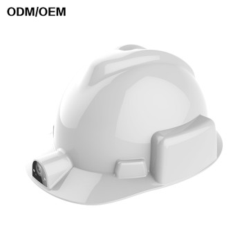 Smart safety Helmet with built in camera hsem smart helmet used in construction
