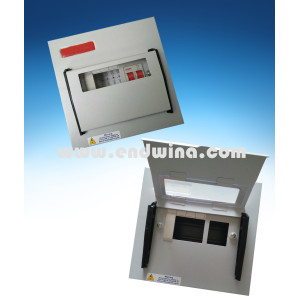 Metal precision galvanized sheet distribution box