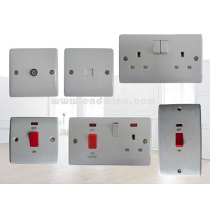 Wall switch socket made in China