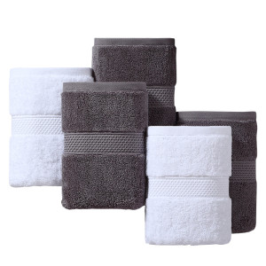 Wholesale new design high quality full cotton hotel and home towel
