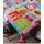 Santa Claus tablecloth different patterns for home and restaurant picnic blanket colorful
