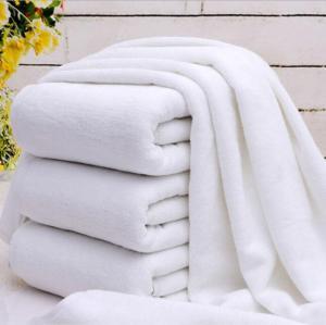 【中悦】 厂家直销酒店毛巾 加大加厚纯棉浴巾 宾馆美容院洗脸巾