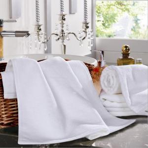 【中悦】毛巾厂家批发宾馆酒店面巾白色纯棉面巾小方巾加厚logo
