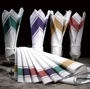 【中悦】工厂直销 全棉酒店餐巾口布擦杯布 不掉色不掉毛吸水性强