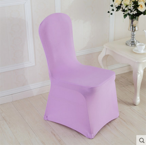 2017 cheap supply spandex chair cover for wedding cover chair