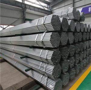 prix de tuyau d'acier galvanisé