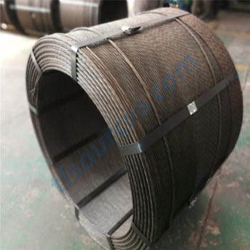 astm a416 PC Steel Strand Prestressed Concrete Steel Strand