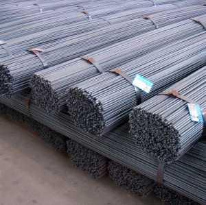 Chine renforcé la barre d'acier déformée pour les matériaux de construction