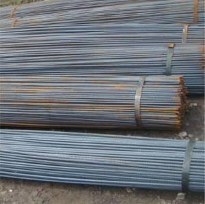 Barre d'acier déformée de matériel d'ASTM A615 pour l'expansion et la contraction