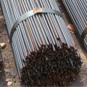 Renfort fiable Barres d'acier déformées haute résistance