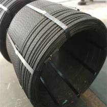wholesale   Pe coated  PC Strand  for concrete with 7 wire