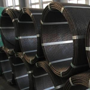 Chine Astm416 PC acier brin fil