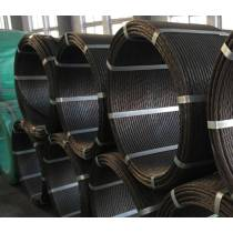 China astm416 PC Steel Strand Wire