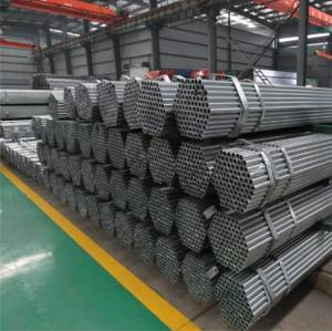 Tubo in acciaio zincato a caldo a più strati sch40