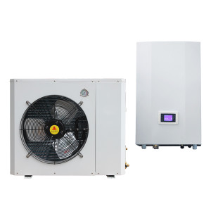 12kW 380V new design EVI split heat pump