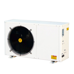 3.7kw Family Residential Hot Water Heat Pump R134a