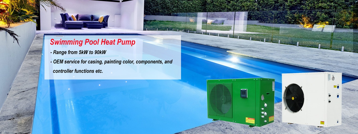 Dc Inverter Heat Pump House Heating Heat Pump Evi Heat Pump Swimming Pool Heat Pump
