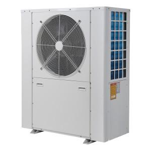10kW 230V EVI monobloc heat pump